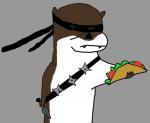 Ninja Otter